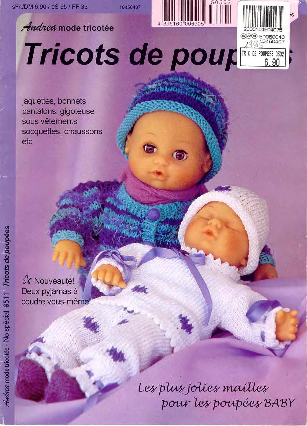Вязание на кукол журнал 168
